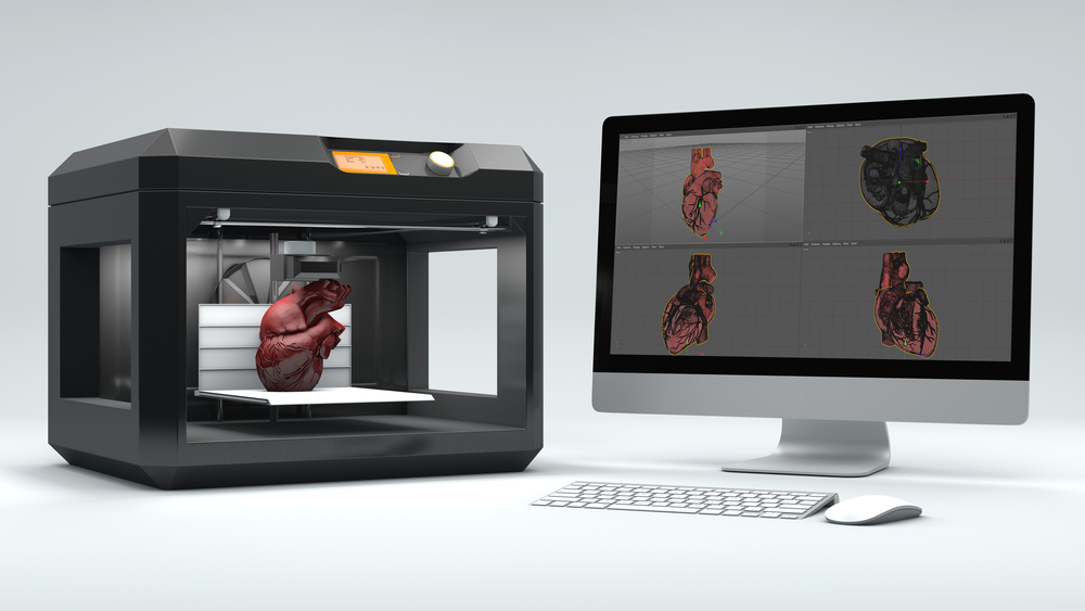 3D Printing Revolutionizes The Healthcare Industry